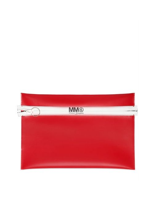 MM6 by Maison Margiela | Мужское Mm6 Di Maison Margiela Клатч Из Гладкой
