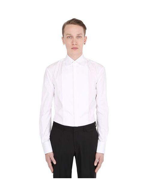 Dsquared2 | Мужская Рубашка Из Хлопкового Стрейч Поплин