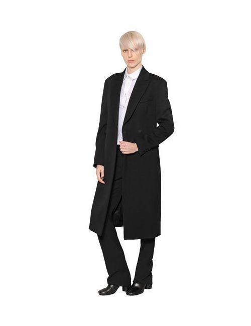 Maison Margiela | Женское Пальто Из Шерстяного Молескин
