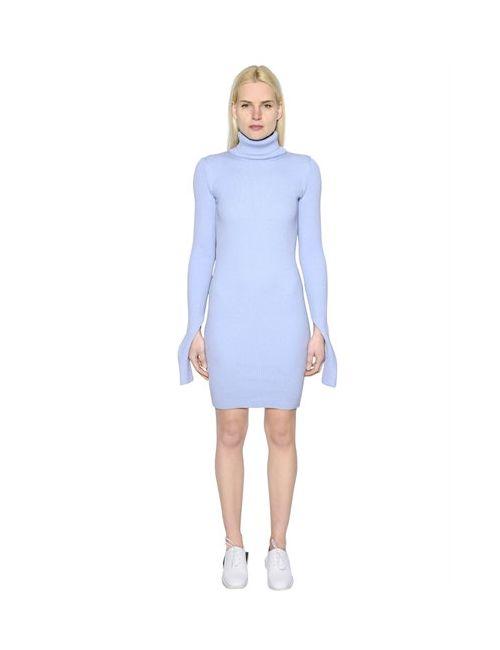 JACQUEMUS | Женское Платье Из Шерстяного Трикотажа
