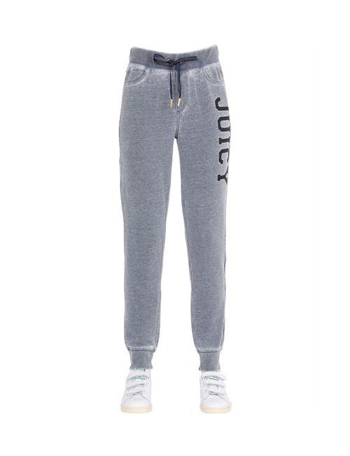 Juicy Couture | Женские Спортивные Брюки Из Хлопкового Джерси