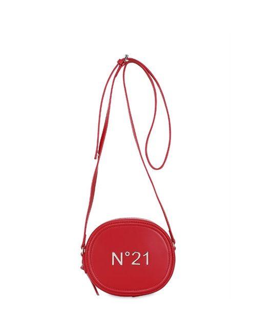 No21 | Женское N21 Кожаная Сумка С Логотипом