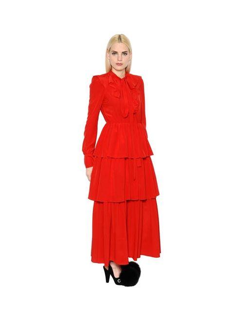Sonia Rykiel | Женское Платье Из Шёлкового Крепдешина