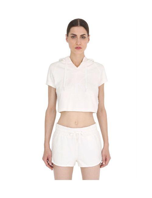 Calvin Klein Jeans | Женские Свитшот Из Хлопкового Джерси С Капюшоном