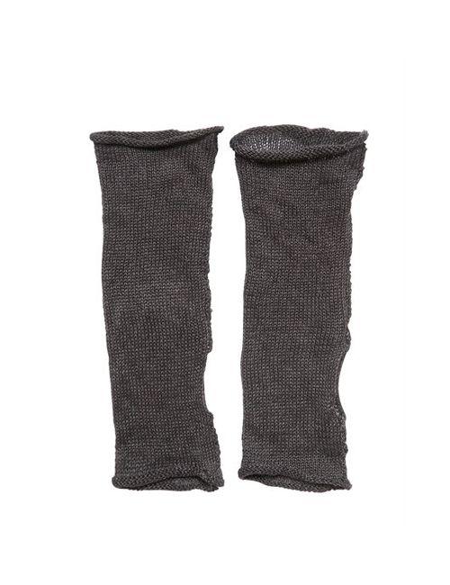 Isabel Benenato | Мужские Мужчины Перчатки Из Льняного Трикотажа