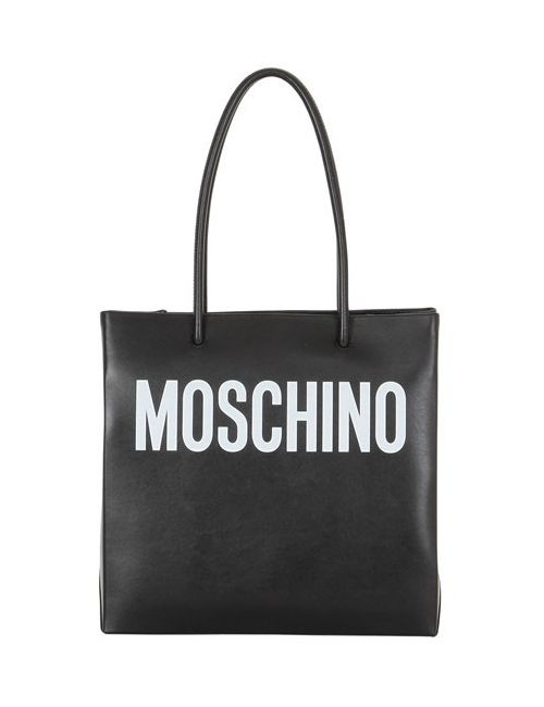 Moschino | Женская Женщина Сумка Из Кожи Наппа С Логотипом