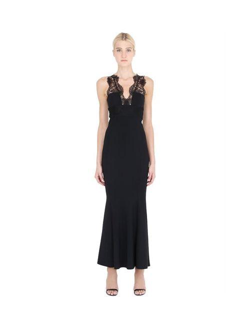 Christies | Женское Женщины Корректирующее Платье Из Микрофибры И Кружева