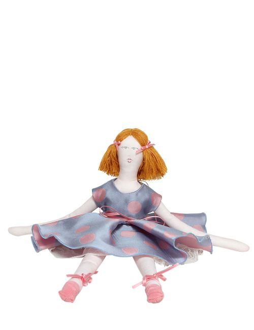 MIMISOL | Розовый Cotton Muslin Doll