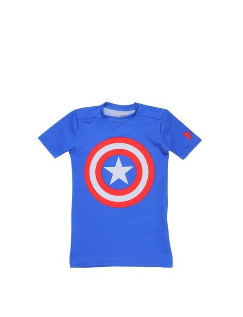 Under Armour | Красный Alter Ego Captain America T-Shirt