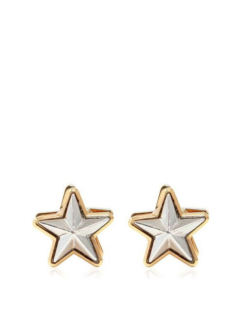 Givenchy | Золотой Stars Magnetic Earrings