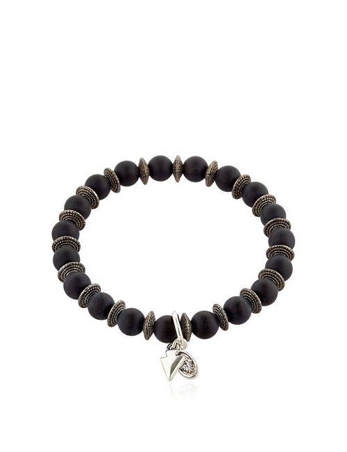 BOOTLEGGERS | Черный Onyx Beaded Bracelet