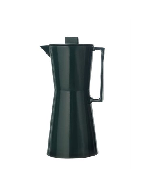L'ABITARE | Зелёный Terra Moka Shaped Pitcher With Lid