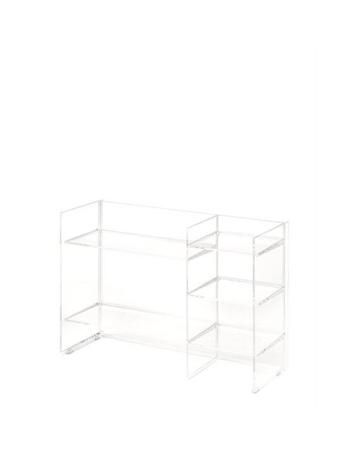 Kartell | Прозрачный Sound Rack Shelves