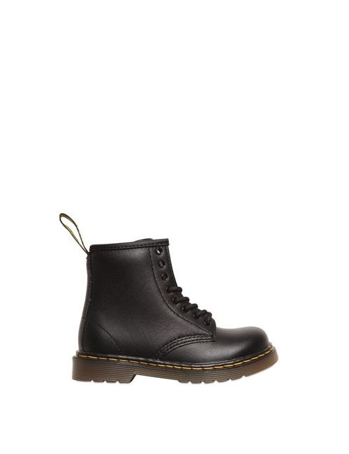 Dr. Martens | Чёрный Faux Leather Boots