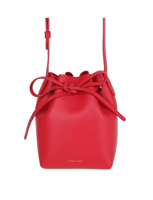 MANSUR GAVRIEL | Flamma Mini Mini Vegetable Tanned Leather Bag