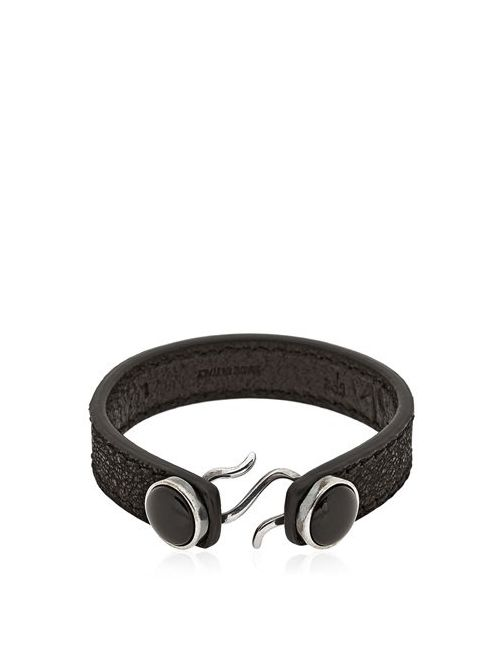 GFASE | Чёрный Bussola Onyx Bracelet