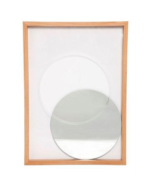 DILMOS | Белый Circle D Mirror