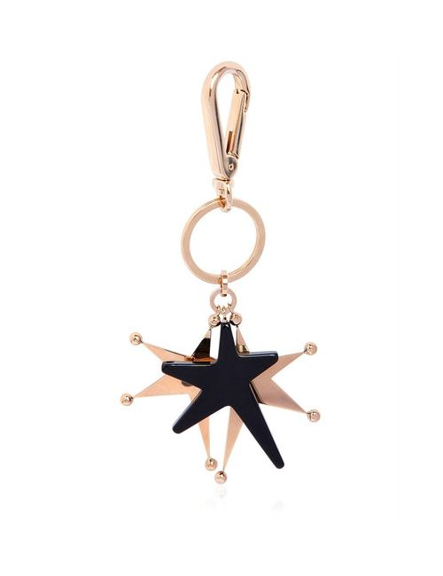Marni | Золотой Stars Pendant Key Holder