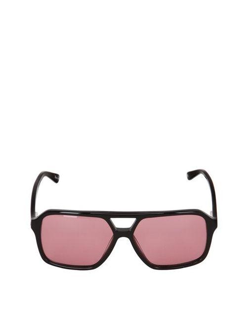 SONS+DAUGHTERS EYEWEAR | Чёрный Hand Made Acetate Sunglasses Size 8/10y