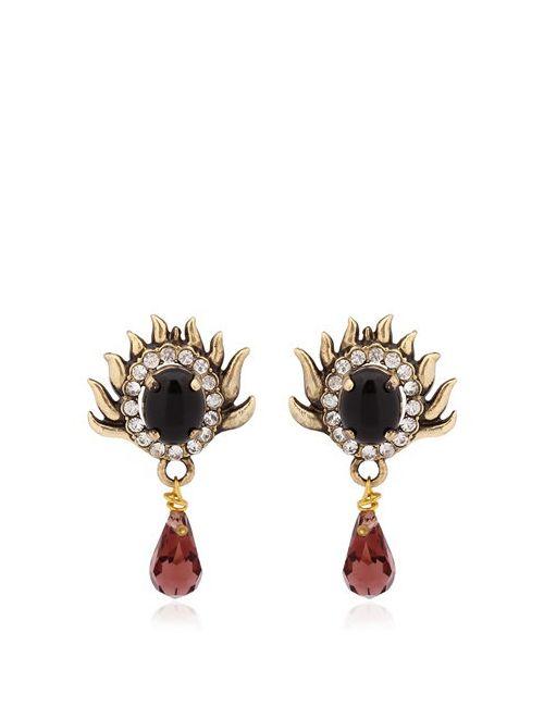 MERCANTIA | Золотой Tindari Earrings