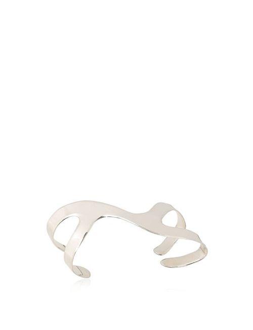 MAXIME LLORENS | Серебристый Kinesis Right Hand Bracelet