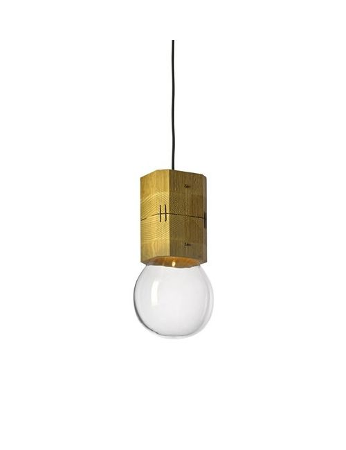 LASVIT | Прозрачный Small Moulds Suspension Lamp