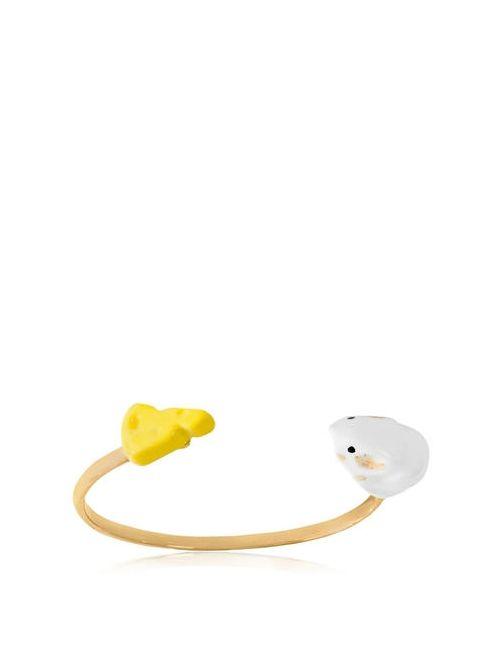 NACH | Золотой Mouse Cheese Bracelet