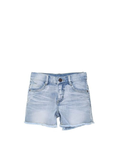 Molo | Light Denim Ayla Stretch Shorts