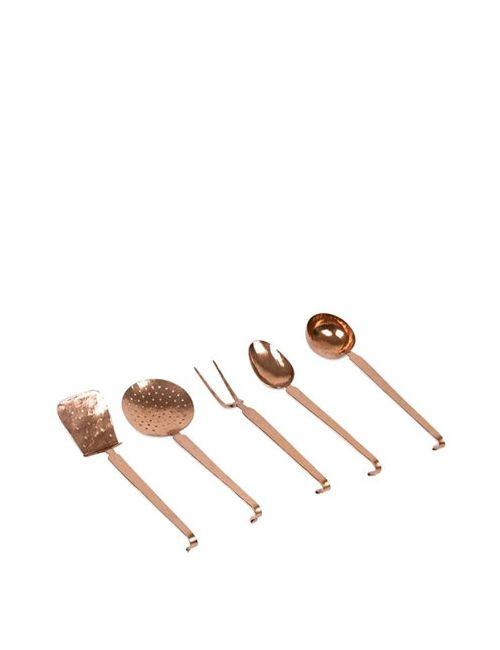 ELIGO | Коричневый Copper Ladle Set
