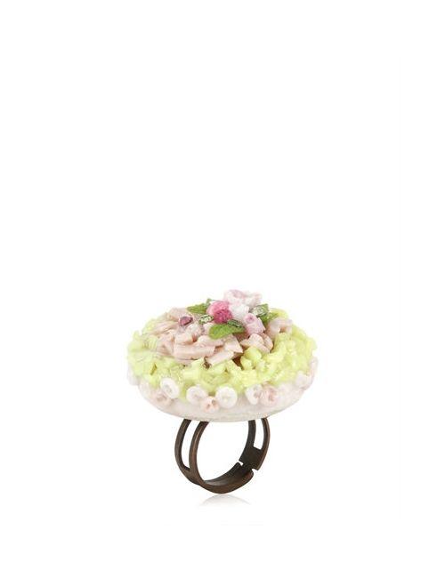 LES DELICES DE ROSE | Floral Cake Ring