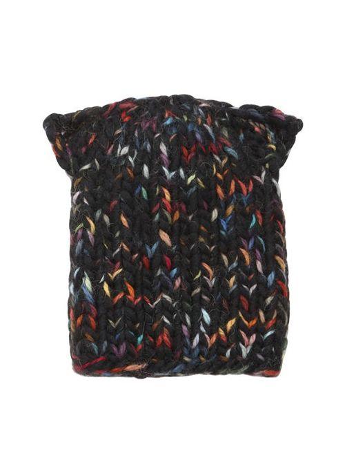 Eugenia Kim | Чёрный Felix Wool Alpaca Tricot Hat