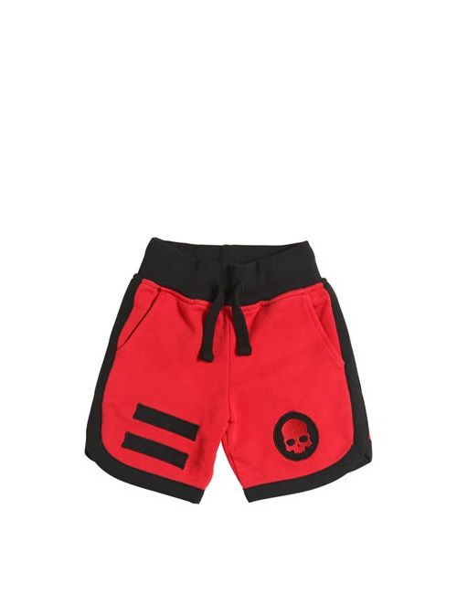 HYDROGEN KID | Красный Cotton Jogging Shorts