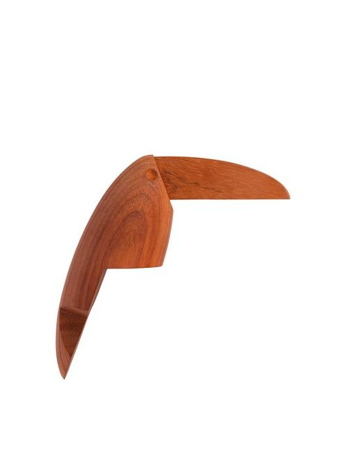 WOODY ZOODY | Коричневый Tucano Carved Wooden Accessory