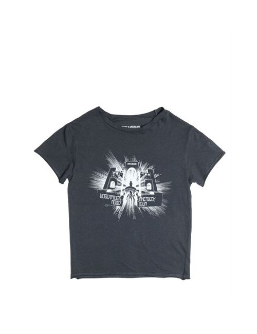 Zadig & Voltaire | Серый Woodstock Printed Cotton Jersey T-Shirt