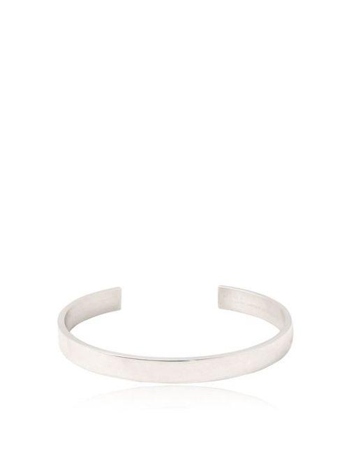 Le Gramme | Серебристый Le 21 Polished Sterling Bracelet