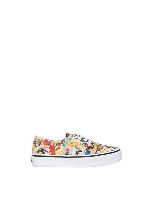 Vans | Multi Disney Princess Cotton Canvas Sneakers
