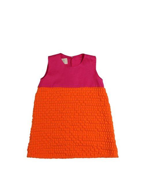 Gianluca Capannolo | Оранжевый Cotton Voile Woven Dress