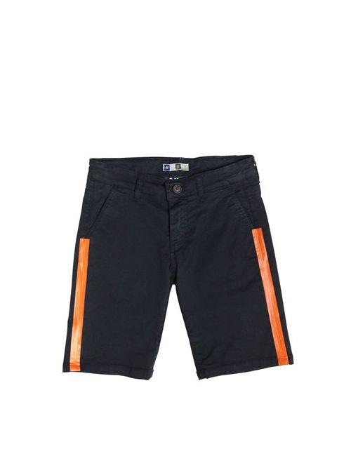 MSGM | Синий Stretch Cotton Light Gabardine Shorts
