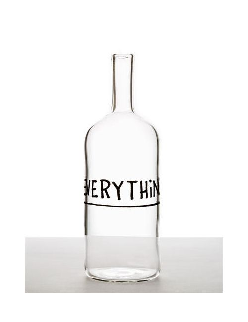 SECONDOME | Прозрачный Everything Bottle