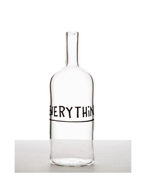 SECONDOME | Прозрачный Everything Bottle