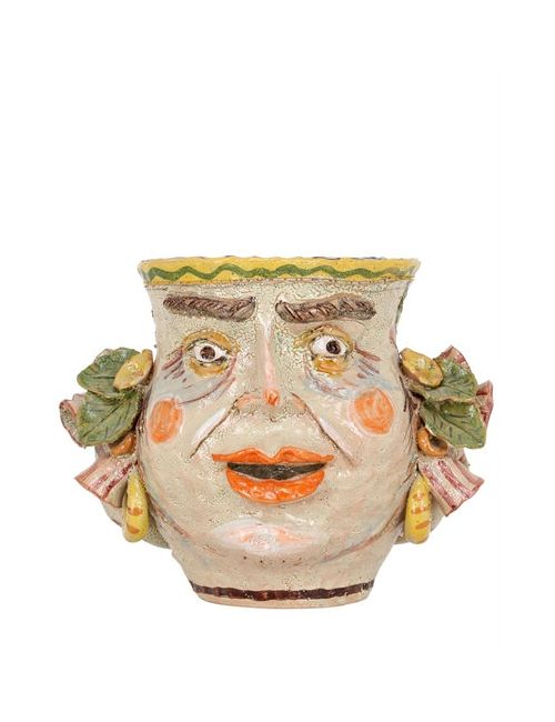 SICILY & MORE | Многоцветный Pirate Ceramic Vase