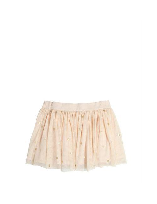 Stella Mccartney | Розовый Layered Printed Tulle Mini Skirt