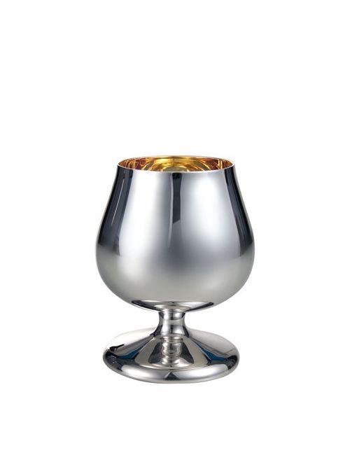 BELFIORE | Серебристый Set Of 2 Sterling Cognac Glasses