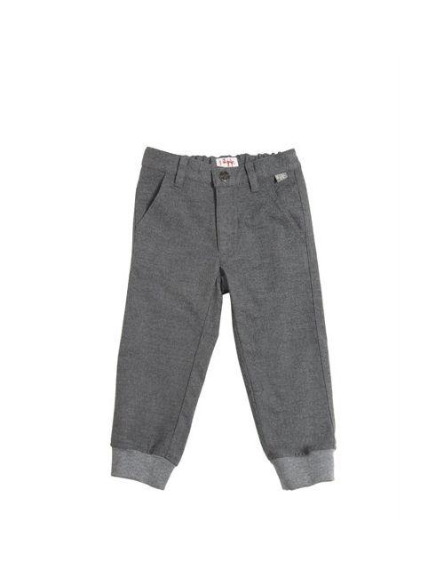 Il Gufo | Серый Viscose Blend Trousers