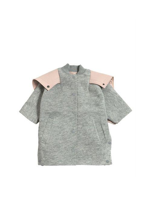 Stella Mccartney | Серый Wool Felt Coat