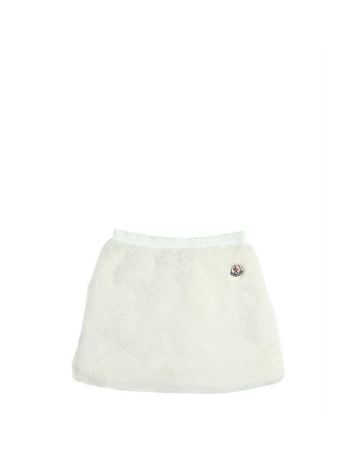 Moncler | Белый Faux Shearling Skirt