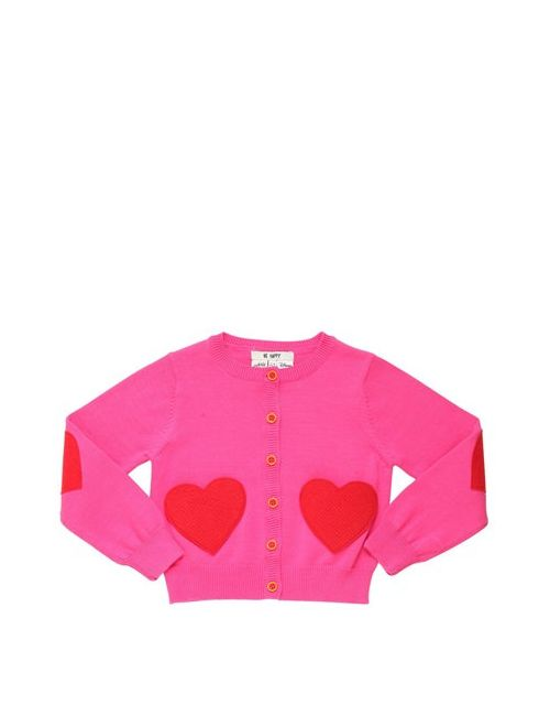 COURAGE&KIND | Hearts Cotton Cardigan