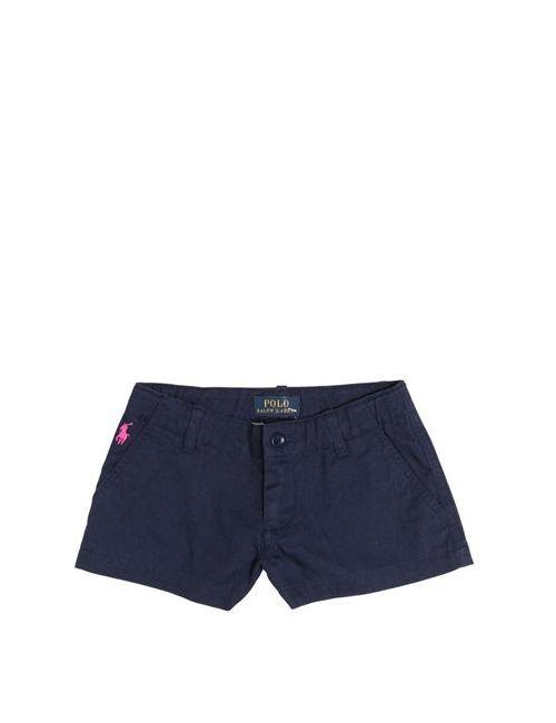 RALPH LAUREN CHILDRENSWEAR | Stretch Cotton Gabardine Shorts
