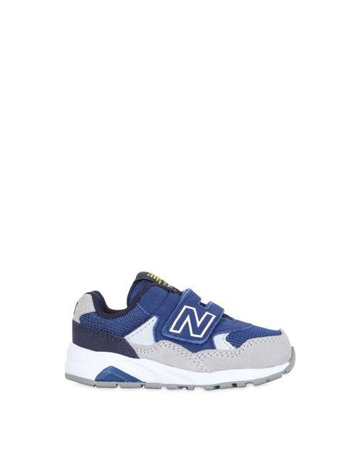New Balance | Синий 580 Suede Mesh Sneakers