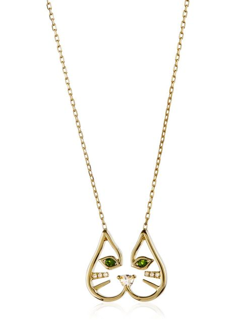 RUIFIER | Золотой Felix Pendant Necklace